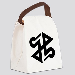 satanic [002] Canvas Lunch Bag